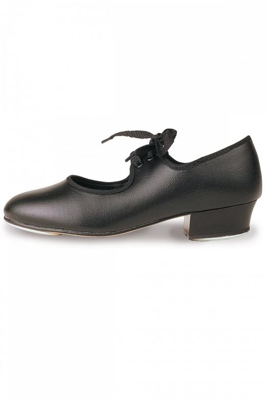 Roch Valley Low Heel PU Tap Shoes