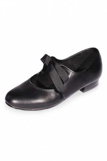 Low Heel Ribbon tap shoes