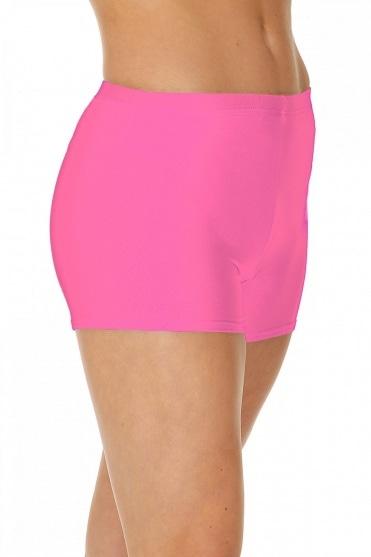 Nylon/Lycra Micro Shorts