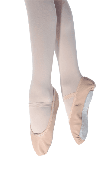 Ophelia Full Sole Leather Ballet Shoes