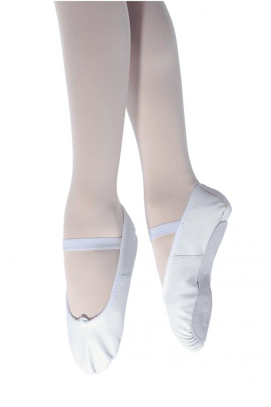 3adf7fff8 Roch Valley Leather Ballet Shoe