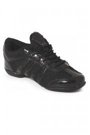 Patent Dance Sneaker