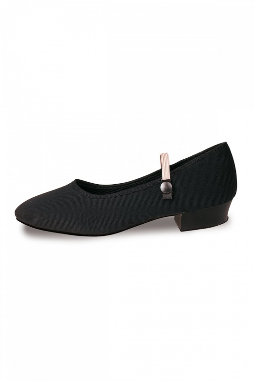 Roch Valley Regulation Low Heel RAD Canvas Character Shoes