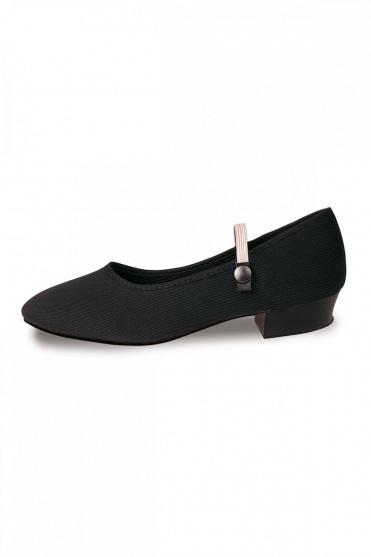 Regulation Low Heel RAD Canvas Character Shoes
