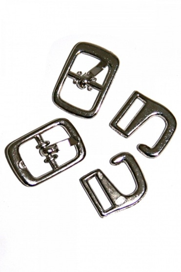 Replacement Shoe Buckles