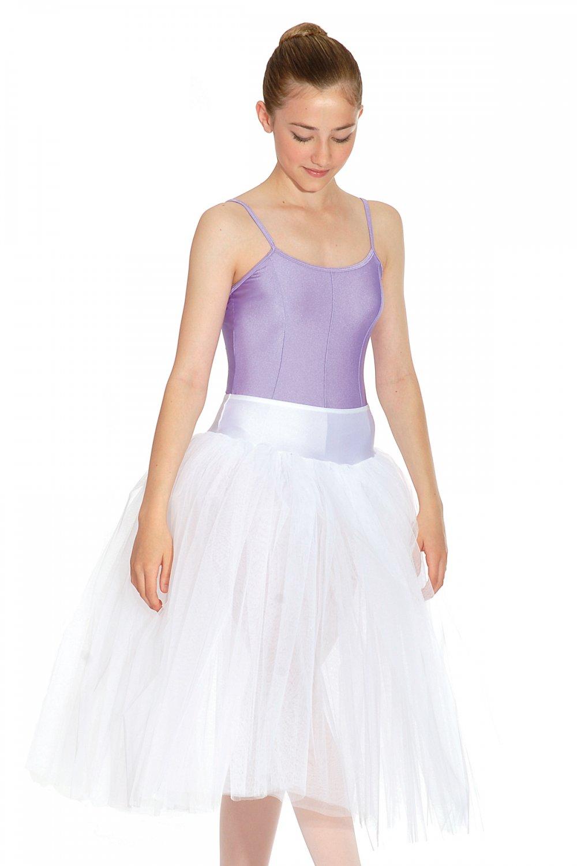 Girls Ladies Lilac Romantic Ballet Dance Tutu Skirt All Sizes By Katz Dancewear