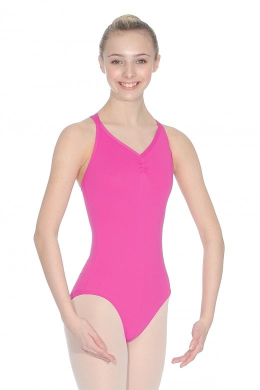 Roch Valley RVADAGE Cross-over Strappy Leotard