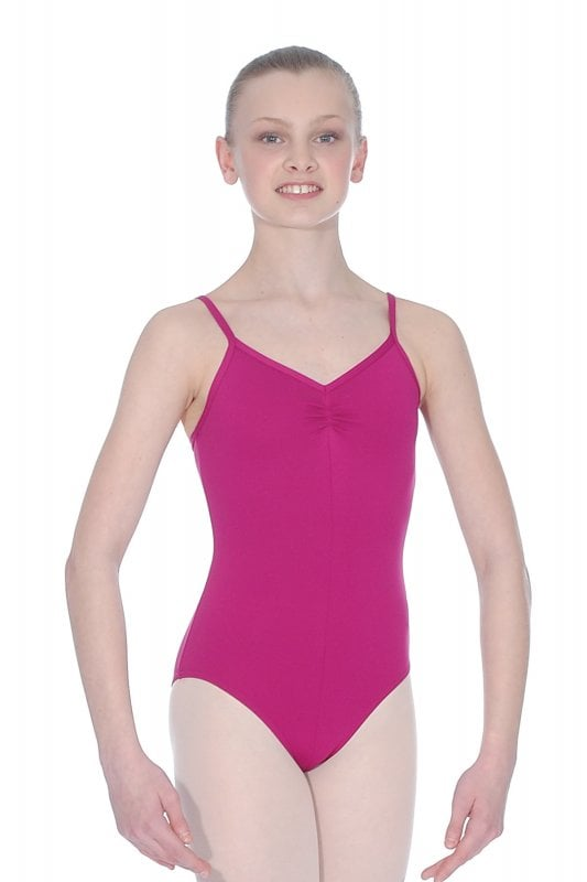 aa68a93ee503 RV Fouette Ruched Microfibre Leotard