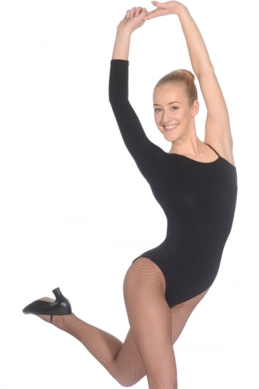 Roch Valley Single Sleeve Asymmetric Leotard