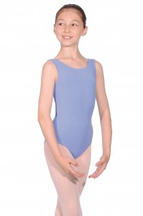 Sleeveless Cotton ISTD Exam Leotard