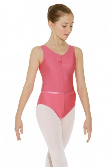 Sleeveless ISTD Senior Exam Leotard