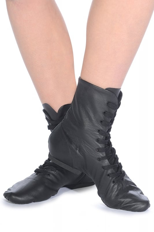 Roch Valley Split Sole Jazz Boot Jb2sole Dancewear Central