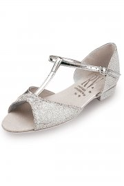 Stacey Girls' Ballroom Shoes - Low Heel