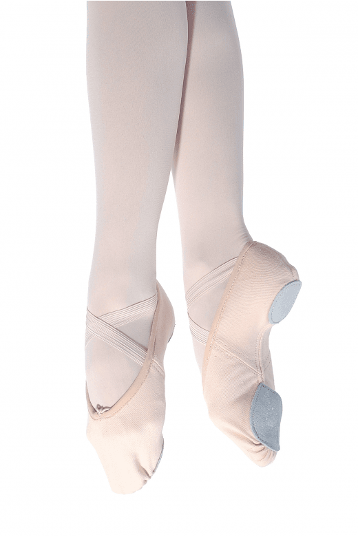 Roch Valley Stretch Canvas Ballet Shoes
