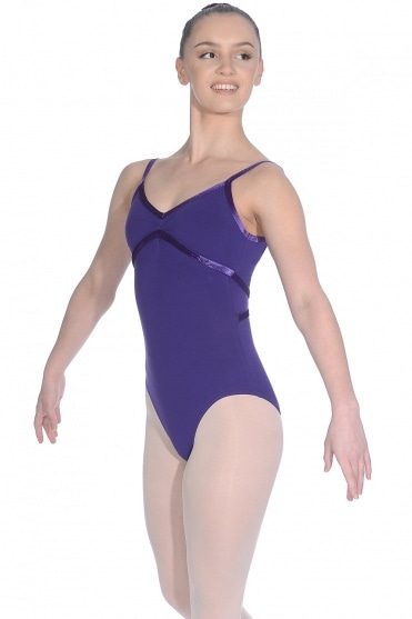 Toni Cotton Camisole Leotard
