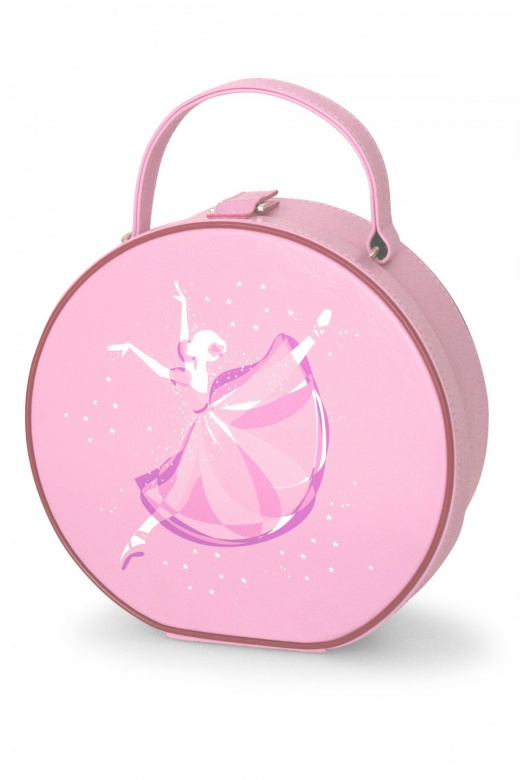 Roch Valley Vanity Case with Ballerina Design