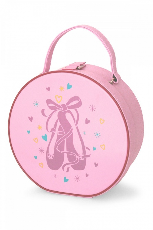 Roch Valley Vanity Case with Ballet Shoe Motif