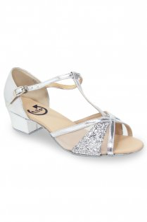 Hannah Ladies Ballroom Shoes