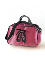 Satin Ballet Bag