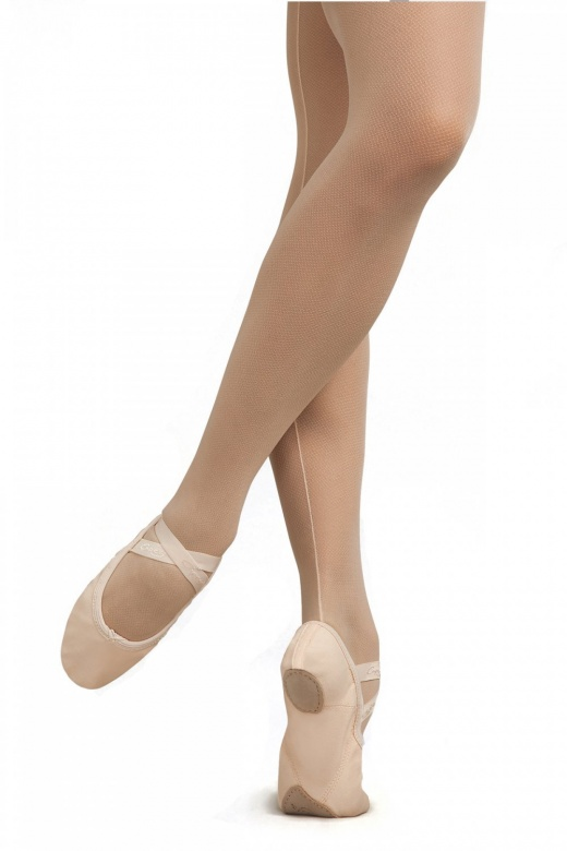 Sculpture II Split Sole Ballet Shoes