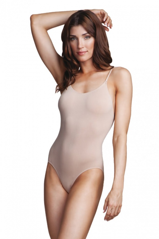 Capezio Seamless Low Back Foundation Camisole
