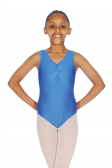 Roch Valley Sheree Ruched Nylon/Lycra Sleeveless Leotard