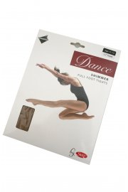 Shimmer Footed Dance Tights
