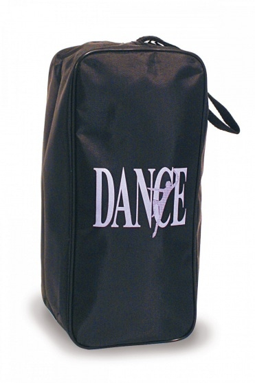 "Shoe Bag with ""Dance"" Design"