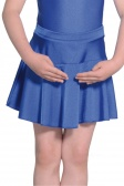 Roch Valley Short Nylon/Lycra Circular Skirt with Basque