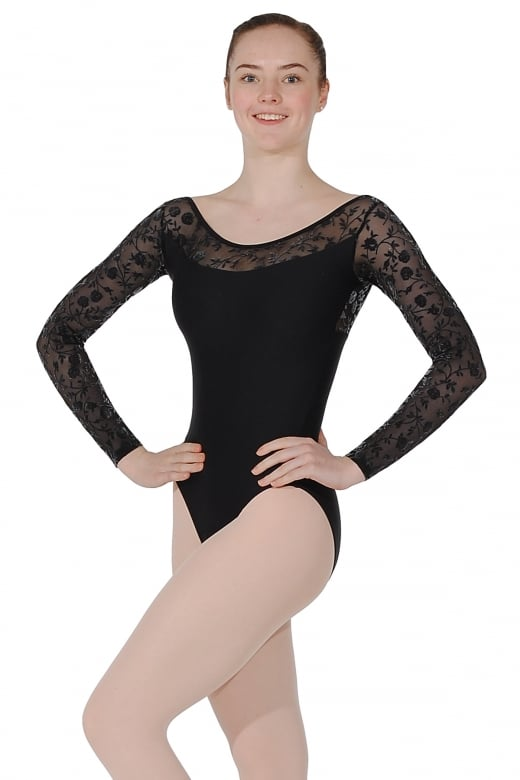 Wear Moi Sibelle Long Sleeve Leotard