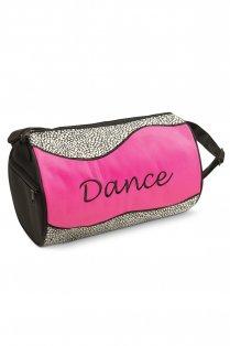 Silver Sizzle Dance Duffel Bag