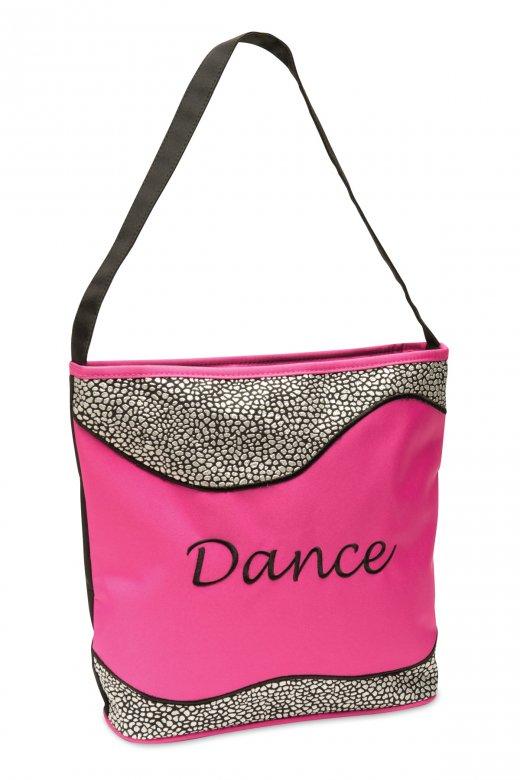 Danshuz Silver Sizzle Dance Tote Bag