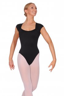 Sissi Ladies' Cap Sleeve Leotard