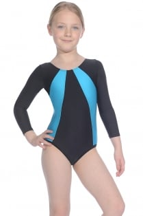 Skip Long Sleeve Gymnastics Leotard