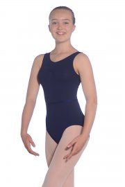 Sleeveless ISTD Intermediate Cotton Exam Leotard