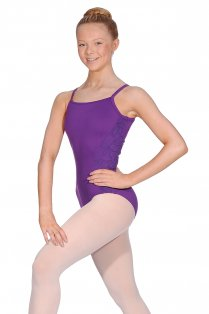 Sleeveless Ladies Camisole Leotard