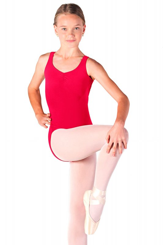 These children's dance leotards and leotard dresses are designed specifically with younger dancers in mind, offering comfortable classic styles to more modern, eye-catching designs by Bloch and Freed. Is your child approaching dance exams? We've got some RAD by Freed approved children's dance leotards and equivalent Move Dance styles that are suitable for uniform and examinations.