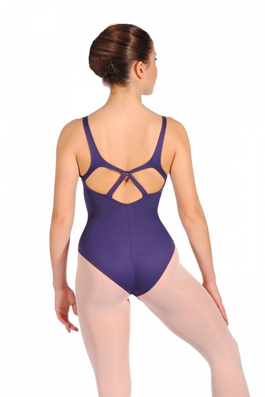 So Danca Ladies' Leotard with Cut-Out Back