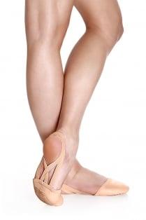 Leather Half Sole Dance Shoe