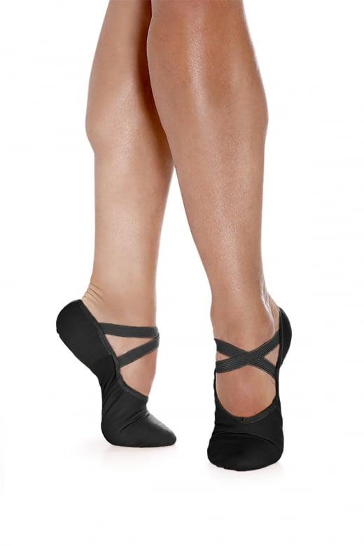 So Danca Men's Canvas Ballet Shoes