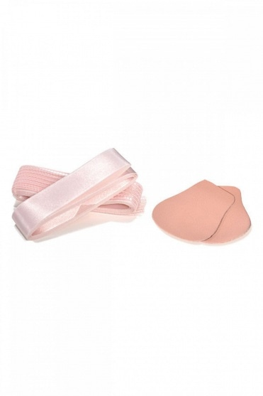 Pointe Shoe Accessory Pack with protectors
