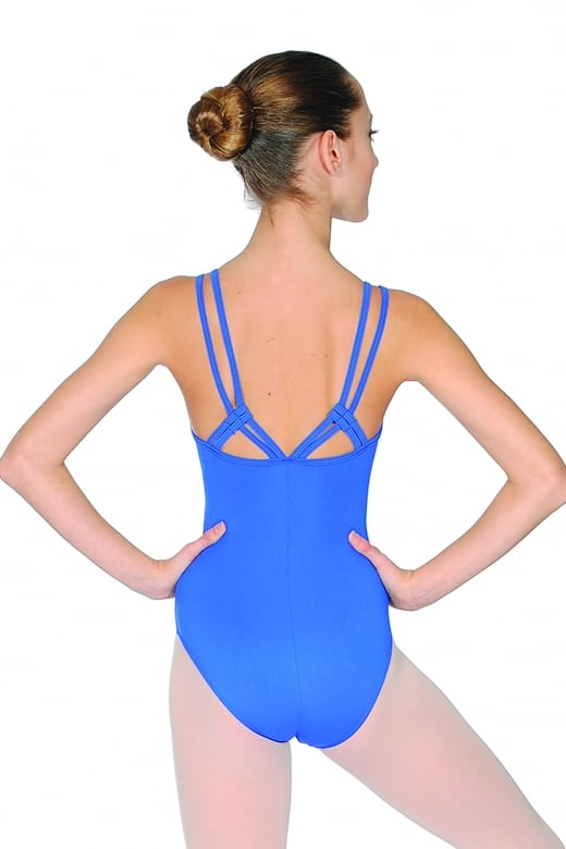 So Danca Strappy Leotard