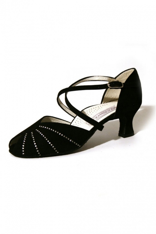 Werner Kern Sonia Suede Ladies' Ballroom Shoes