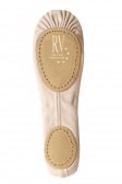 Roch Valley Split Sole Canvas Ballet Shoes - Regular Fit
