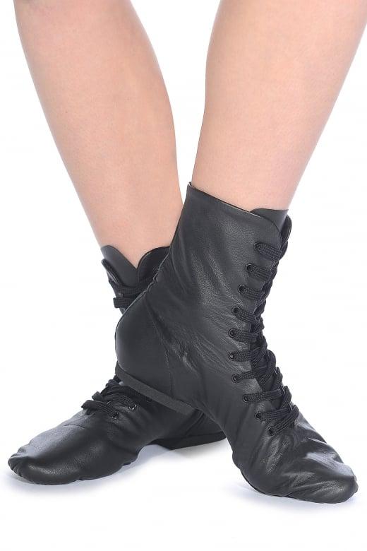 Roch Valley Split Sole Leather Jazz Boots