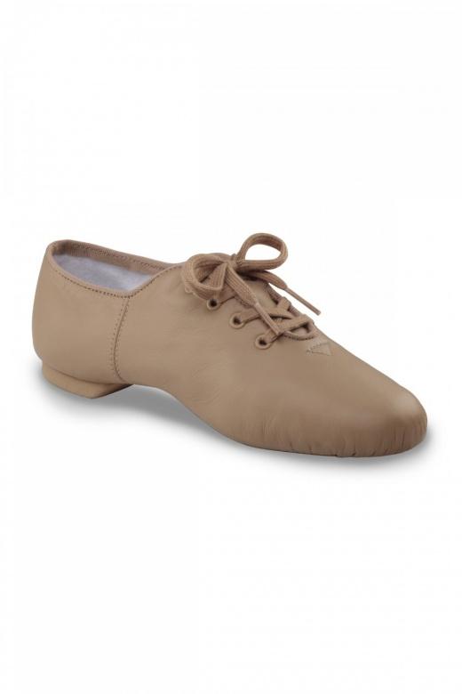 Capezio Split Sole Leather Jazz Shoes