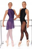Ballet Rosa Stephanie Ladies' Turtle Neck Leotard