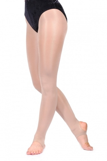 Stirrup Shimmer Tights