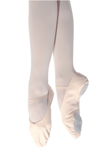 Sylvia Canvas Ballet Shoe