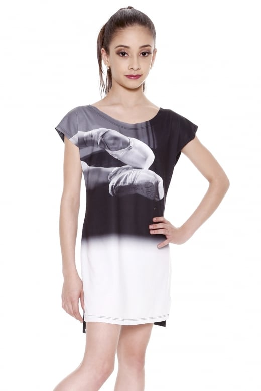 So Danca T-Shirt Dress